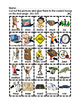 Where Does it Go? - Vocabulary Cut and Paste Activities 201-300