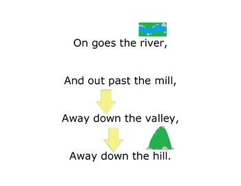 Where Go the Boats by Robert Louis Stevenson - Modified Poem