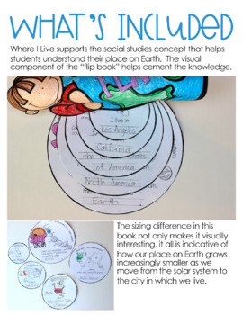 Where I Live Social Studies Unit Activity By Traci Clausen Tpt Children will enjoy talking about the unusual animals from around the world, including turtles under the sea, camels in the desert. where i live social studies unit activity