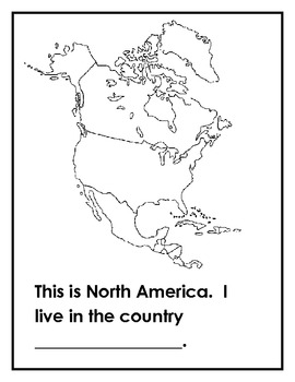 Where I live-Canadian Version