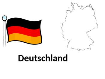 Where I live / Countries / The Present Tense