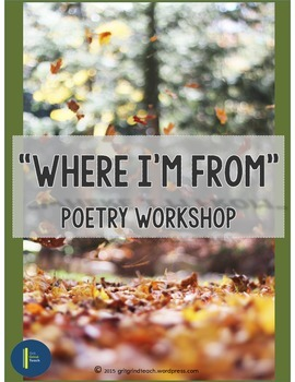 Where I'm From: Poetry Workshop