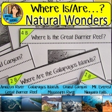 Where Is Books- Flap Books for Natural Wonders Where Is Book