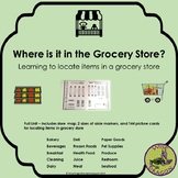 Where Is It In The Grocery Store?