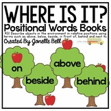 Positional Words Books