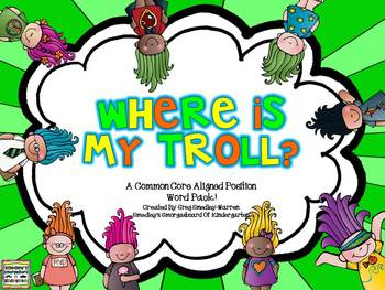 Where is My Troll? Position Words Creation