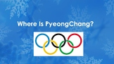 Where Is PyeongChang?