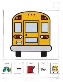 Where Is The Caterpillar- spatial (prepositional) concepts adaptive book