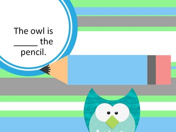 Where Is The Owl? A Prepositions Lesson
