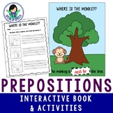Prepositions - Adapted Book
