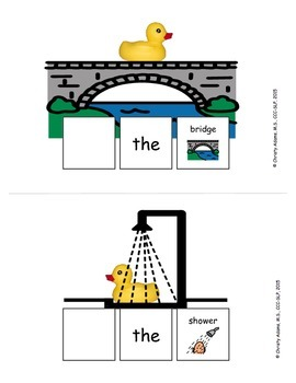 Where Is the Rubber Duck? Adapted Book, Prepositions, Freebie