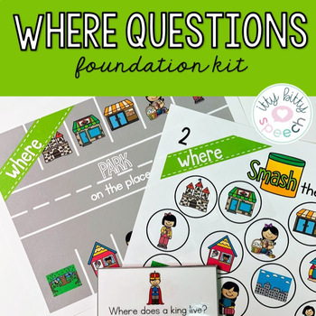 Where Question Foundations Kit