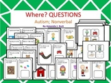 Where Questions; Autism; Special Education; Special Needs; Pictures;