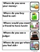"""Where Questions"" for Autism with Picture Flashcard Answer Choices"
