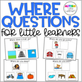 Where Questions for Little Learners