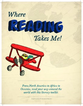 Where Reading Takes Me: Literacy Toolkit