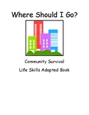 Where Should I Go? Adapted Matching Book