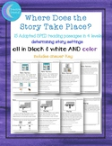 Where Story Settings Special Ed Reading Comprehension Pass