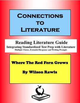 Where The Red Fern Grows-Reading Literature Guide