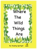 Where The Wild Things Are: A Sequencing Activity K-2 (Dist