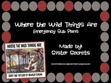 Where The Wild Things Are Emergency Sub Plans