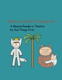 Where The Wild Things Are - Reader's Theater