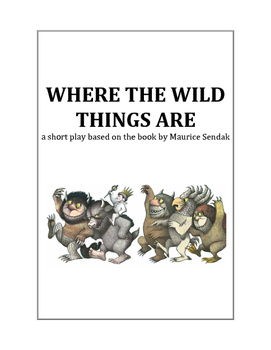 Where The Wild Things Are - Script
