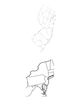 Where We Live - Maps of U.S., North America, World
