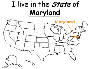 Where We Live Posters (Maryland)