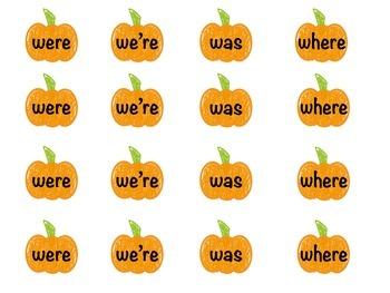 Where Were We're Was