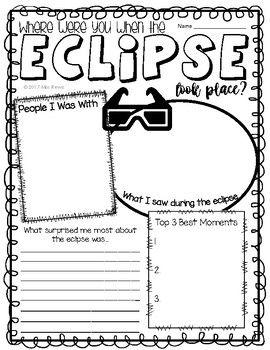Where Were You When The Eclipse Happened?