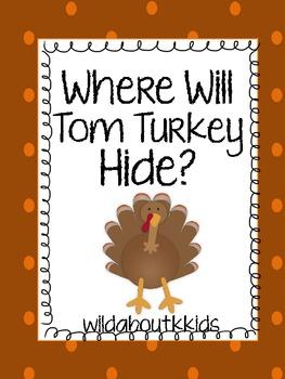 Where Will Turkey Hide Mini Book