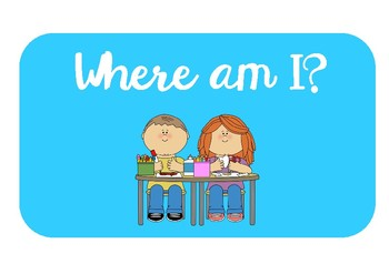 Where am I? Know where your students are at all times!