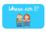 #betterthanchocolate Where am I? Know where your students