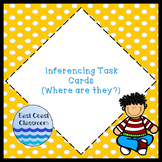 Inferencing Task Cards (Where are they?)