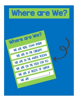 Where are We Sign