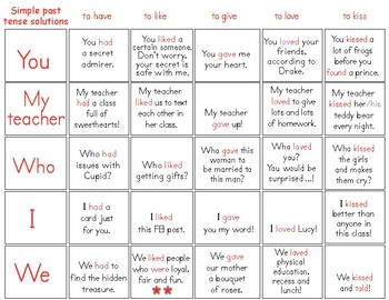 Where are my Valentine's gifts? (A virtual scavenger hunt)