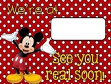 Where are we M. Mouse