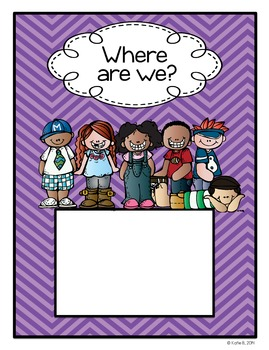 Where are WE? - A Class Location Display
