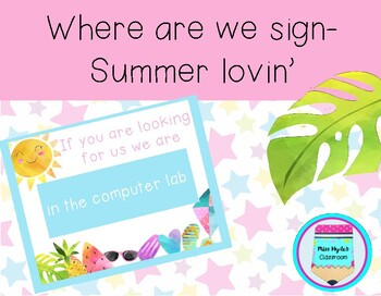 Where are we sign Summer Lovin'
