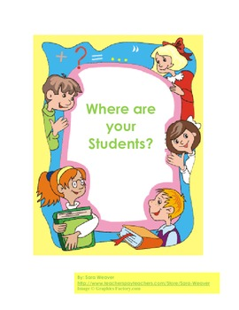 Where are your Students?
