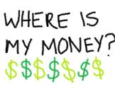 Where did my money go? - Money Management