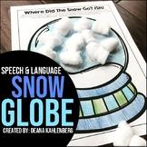 Where did the SNOW go? {Language}