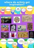 Where do artists get ideas