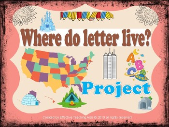 Where do letters live?