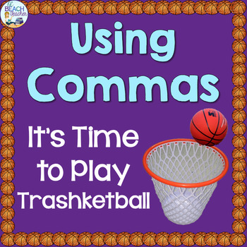 Commas Review Game
