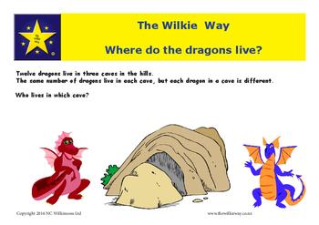 Where do the Dragons Live