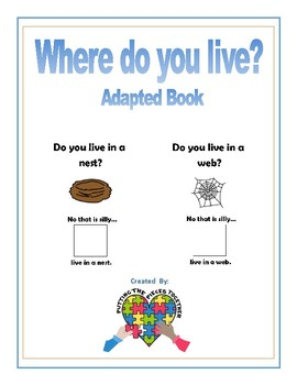 Where do you live? (Adapted Book)