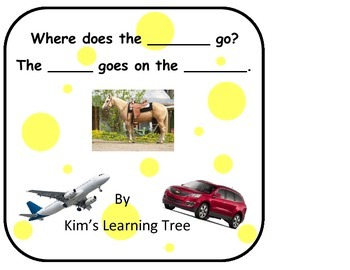 Where does the _______ go?
