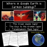 Where in Google Earth is Carmen Sandiego BUNDLE!